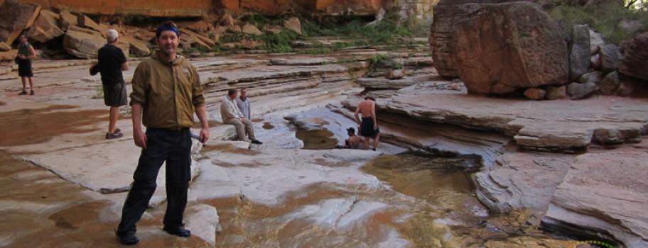 Splash! (Rafting the Grand Canyon) - HE Travel (Summer 2019) Main Image