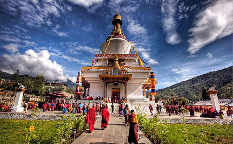 All-Gay Bhutan Tour With OUT Adventures (Oct '15) Main Image