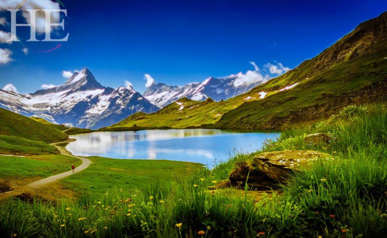 Grindelwald Gay Swiss Hiking Tour - HE Travel- (June 22 to 29, 2019) Main Image