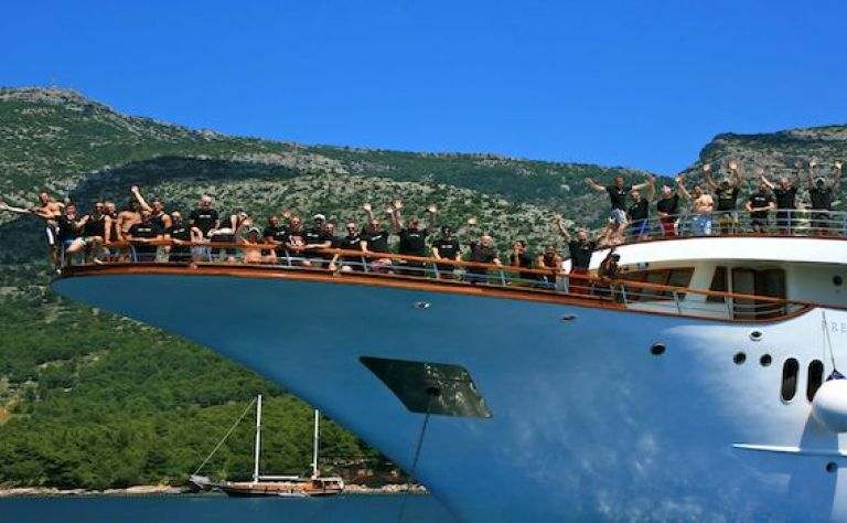 Croatia Luxury Gay Cruise & Tour with OUT Adventures (Aug '15) Main Image