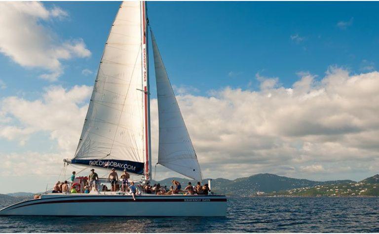 """Sail """"Heavenly Days"""" - St. Thomas, USVI Main Image"""