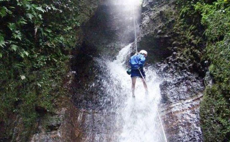 Latitudes Adventure - Canyoneering in Costa Rica Main Image