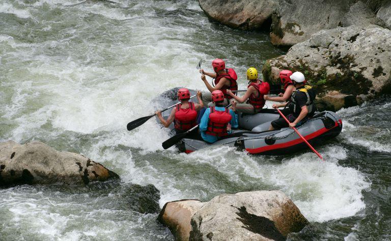 Latitudes Adventure - Whitewater Rafting in Costa Rica Main Image