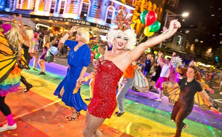 Sydney Gay & Lesbian Mardi Gras Tour 2017 Main Image