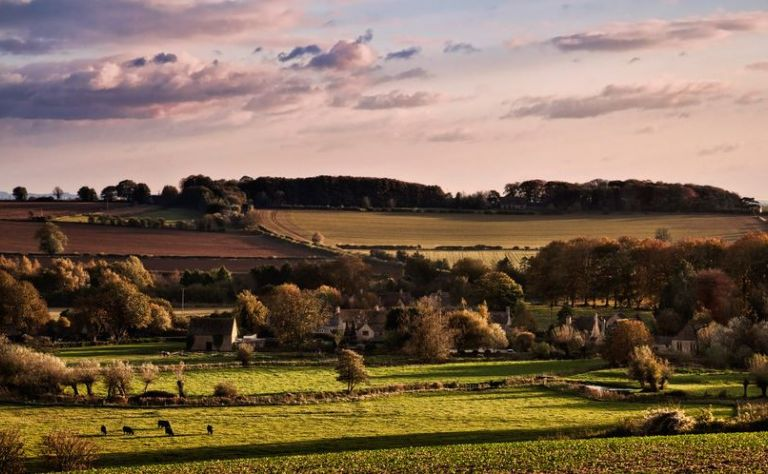 Walks in the English Countryside September 3-9, 2017 Main Image