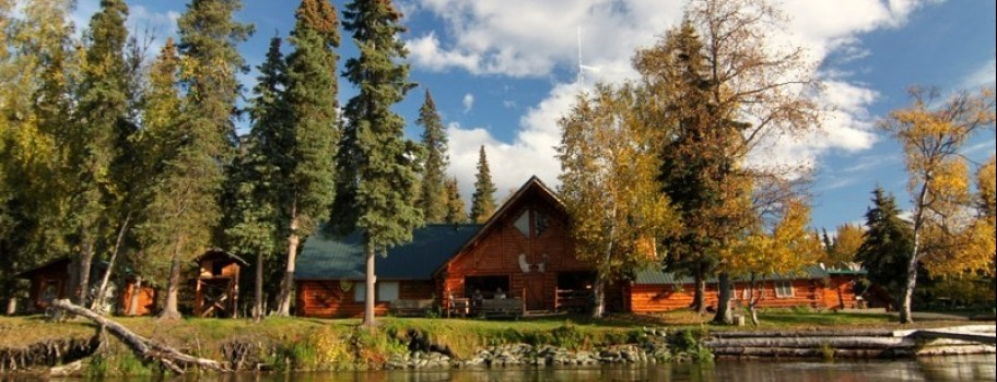 Summer Solstice Tour at Alaska's Most Remote Full-Service Fishing Lodge June 25th- 30th Main Image