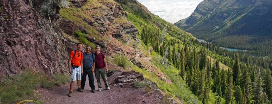Glacier National Park Gay Adventure - HE Travel (July 5 to 12, 2019) Main Image