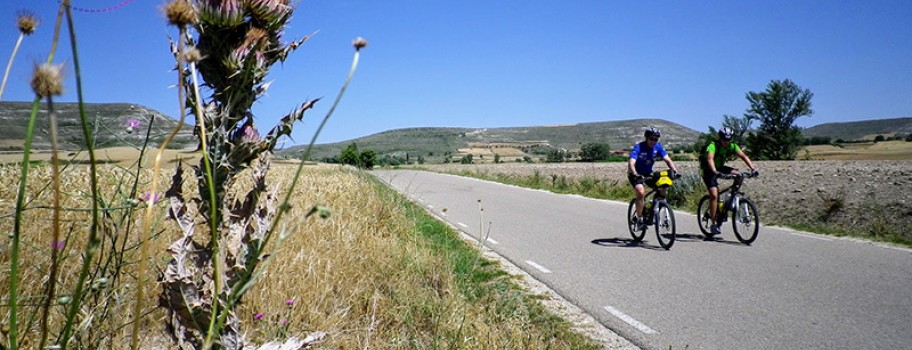 Cycling Spain's Camino de Santiago (September 8 to 15, 2019) Main Image
