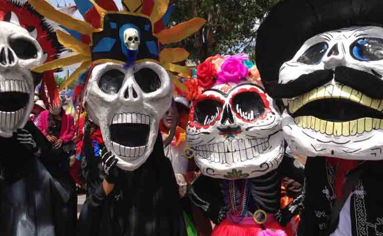 DAY OF THE DEAD - Sensational Mexico Main Image
