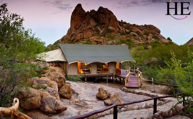 Namibia African Adventure Tour (October 31 to November 11, 2019) Main Image