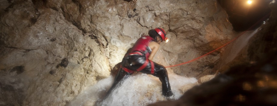 Waterfall Cave Expedition Main Image